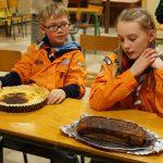 13) talents -gâteau
